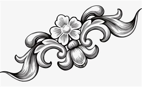 decorative drawing borders border decoration drawing vector frame border trim draw