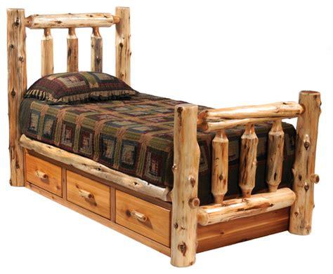 Platform Dresser Bed by Cedar Footboard 3 Drawer Dresser For Platform Bed Vintage