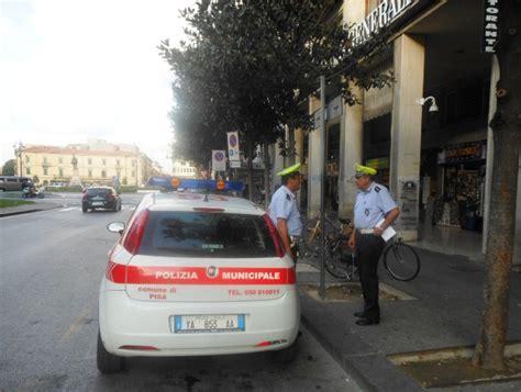 polizia municipale firenze ufficio verbali minimarket chiuso per un mese nell area di piazza