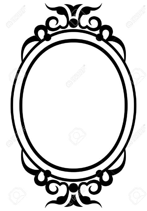 mirror image free clipart mirror frame clipground