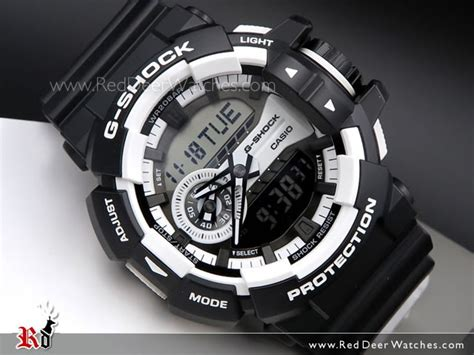 Casio Gshock Ga400 Redgrey buy casio g shock 200m analog digital sport ga 400 1a ga400 buy watches casio