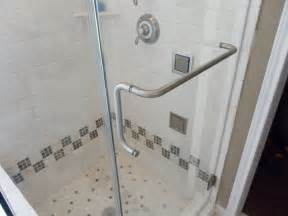 glass shower door towel bar need assistance of tub shower location and type page 5