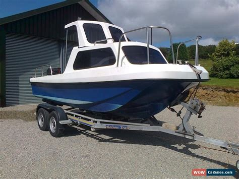 dory fishing boats for sale uk 17 foot dory fishing boat leisure boat with 75 hp ptt