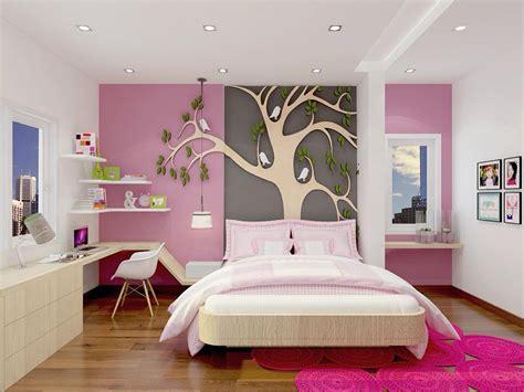 desain  dekorasi kamar tidur perempuan remajadewasa
