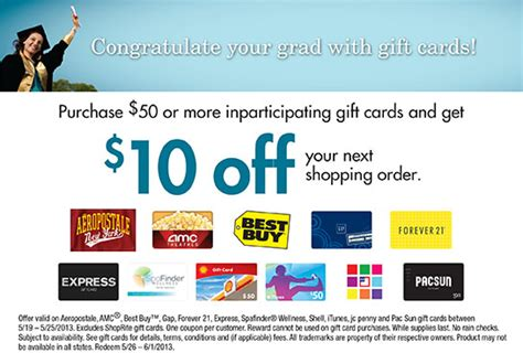 Shoprite Amazon Gift Card - oren s money saver shoprite buy 50 gift card 10 gift card free