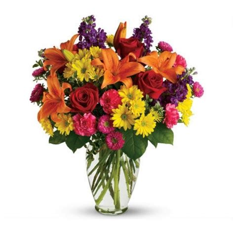 Bunch Of Flowers In A Vase by Bunch Of Flowers In A Vase Flower Bouquet 62176355 To Photos