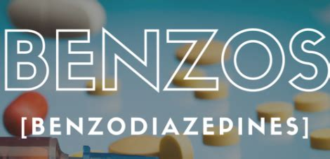 How Does Hospital Benzo Detox Work by The Bad Side Of Benzos Our Lived Experience
