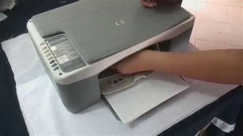 Printer Hp Psc 1410 All In One impresora hp psc 1410 con falla de tarjeta doovi