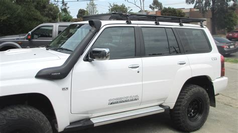 Roof Rack Patrol by Nissan Patrol Gu Roof Racks