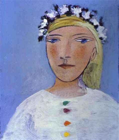 By Pablo Picasso Marie Therese Walter | it s about time the evolution of pablo picasso s