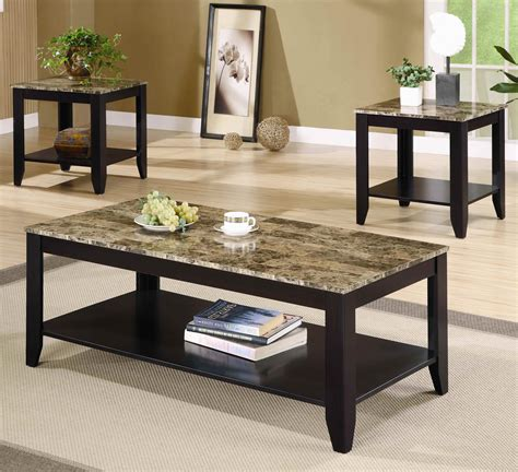 End Table Coffee Table Sets Black Coffee And End Table Sets Furniture Roy Home Design