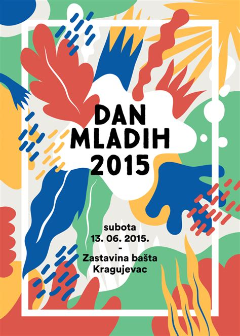 youth design inspiration dan mladih 2015 youth day 2015 on behance