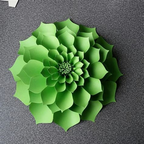 Flower Paper Craft Template - best 25 flower designs ideas on
