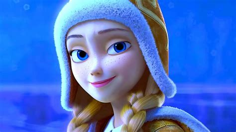 frozen film russian song fire ice from russian animated movie the snow