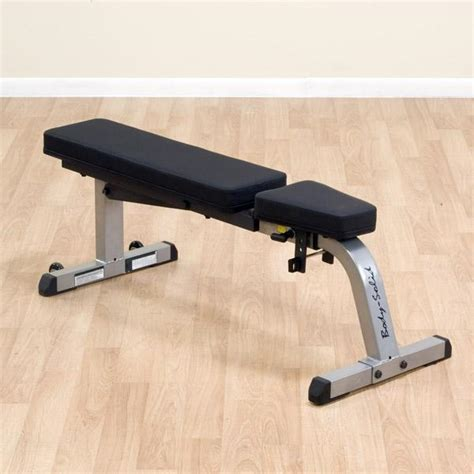 body solid flat bench weight bench for weight training body solid gfi21