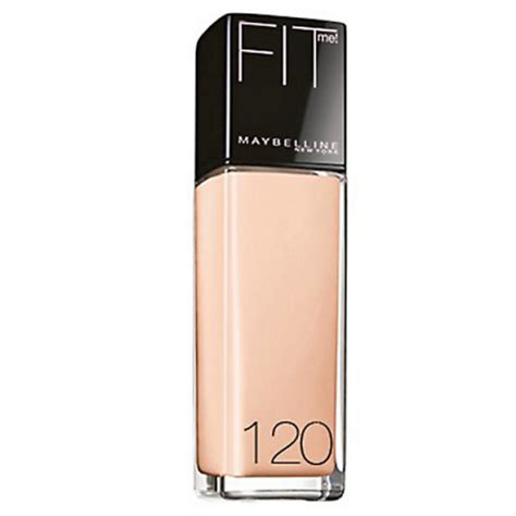 Foundation Fit Me Maybelline Di Watson Maybelline Fit Me Foundation 120 Ma4199