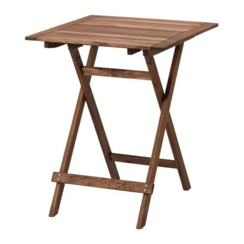 Small Folding Table Ikea Boll 214 Folding Table Ikea Foldable Saves Space When Stored Or Not In Use 29 99 Jason S