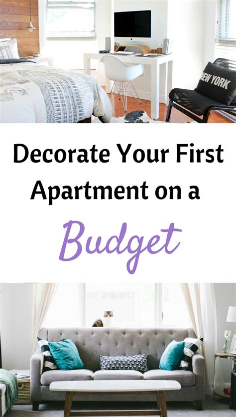 decorating your first apartment how to decorate your first apartment on a budget