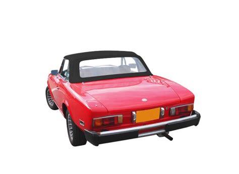 Revetement De Sol Pvc 1400 by Capote Fiat 124 Cs1 1400 1600 1800 Cabriolet En Vinyle