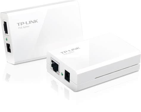 Tp Link Tl Poe200 Poe Delivers Power And Data Through A Single Etherne tp link tl poe200 poe adapter kitinjector splitter network neztwerk extender lan ebay