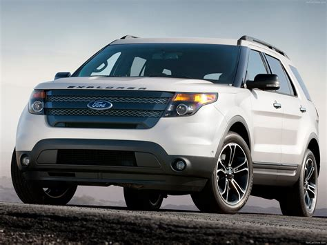 Ford Explorer Sport (2013)
