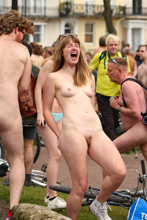 Amateur World Naked Bike Ride High Definition Porn Pic Amateur