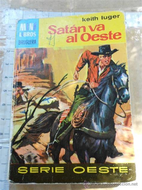 libro pulp mini libro pulp oeste bruguera 722 satan va al comprar pulp comics en todocoleccion 32306147