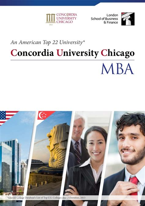 Concordia Mba by Cuc Brochure