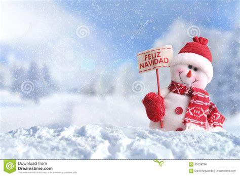imagenes lindas de navidad con nieve mu 241 eco de nieve con un cartel feliz navidad en la nieve