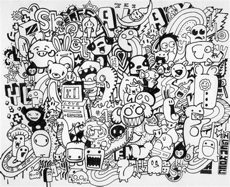 doodle help doodle mash up by imperfect vision on deviantart