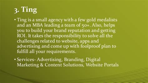 Mba Marketing And Finance In Chennai by Top 10 Digital Marketing Companies In Chennai Digital