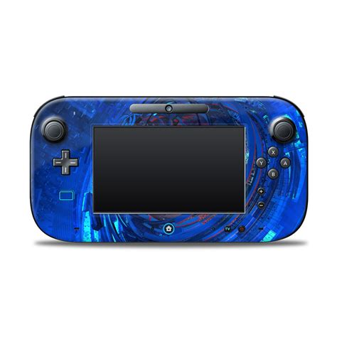 Project Design Cover For Nintendo Wii U Gamepad clockwork nintendo wii u controller skin istyles
