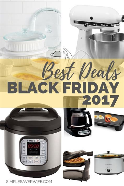 kitchen deals black friday