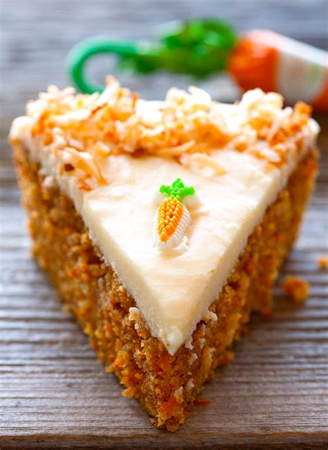 Carrot Cake Cheese Moist Carrot Cake With Cheese Frosting Recipe