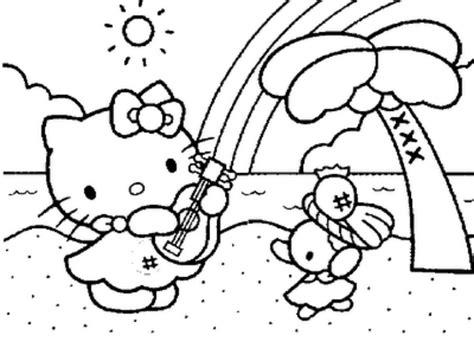 beach coloring pages preschool preschool beach coloring pages coloring home