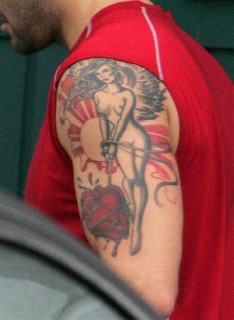 jesse metcalfe stars with portrait tattoos digital spy