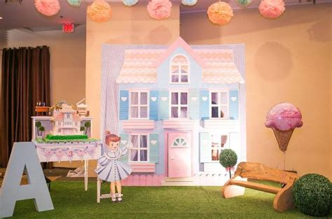 doll house party audrey s dollhouse themed party 3rd birthday party doll manila