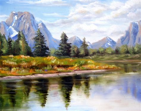 Nature Paintings by Davis Galleries Landscape