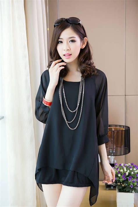 Blouse Korea 17 best images about korean fashion blouse on grey blouse winter blouses and purple