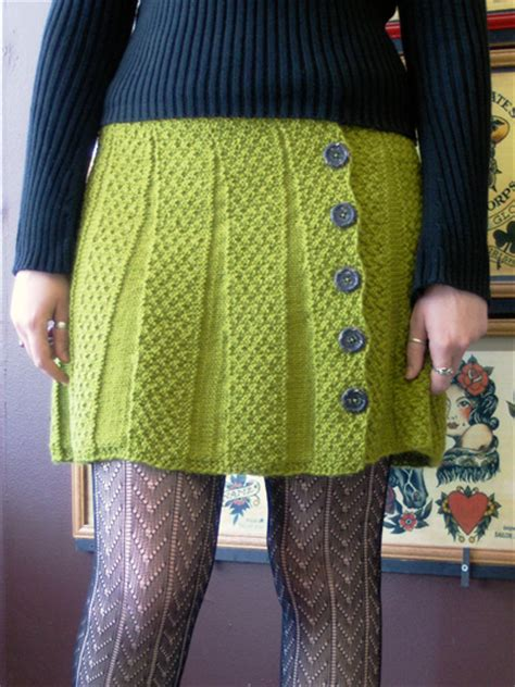 knit skirt pattern knit skirt pattern a knitting