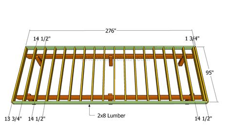 how to frame a floor how to build a deck on the ground how to build a deck
