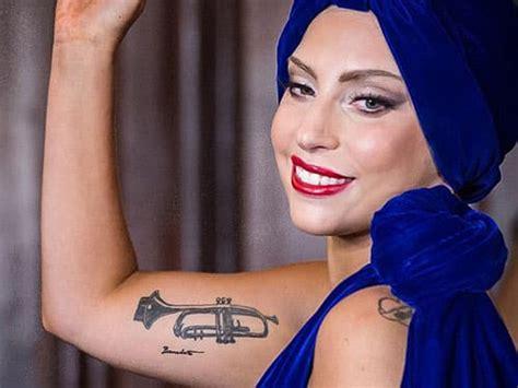 lady gaga tattoos gaga tattoos and their beautiful meanings inkdoneright