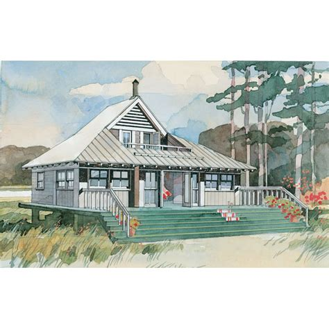 Oceanfront House Plans by Oceanfront Cottage House Plans