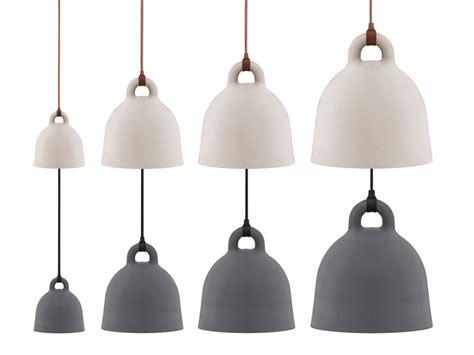bells lights bell shaped pendant light by normann copenhagen22 design