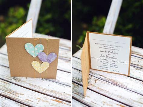Self Made Wedding Invitations