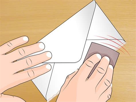 4 ways to open a sealed envelope wikihow