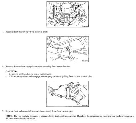 catalytic converter 2001 subaru forester 2000 subaru outback catalytic converter