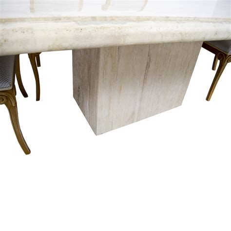 marble dining table with bench marble dining table 6 chairs marble dining table with 6