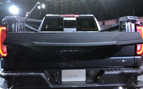 2019 Gmc 2500 Tailgate by 2019 Gmc Multipro Tailgate Exclusive Option