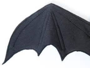 Bat Wing Template by Diy Bat Wings Costume How Tos Diy